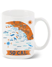 So Cal Beaches Mug-Custom City Mug