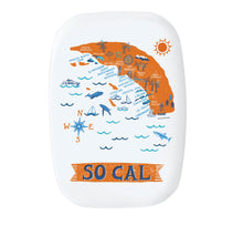 So Cal beaches Platter-Custom City Platter