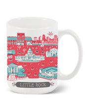 Little Rock Mug-Custom City Mug