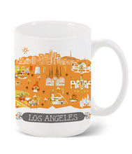 Los Angeles Mug-Custom City Mug