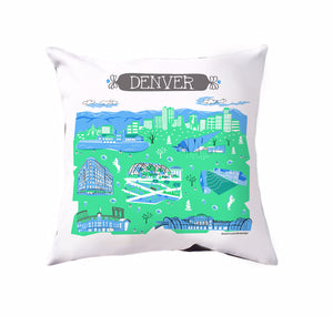 Denver Pillow Cover-16 x 16