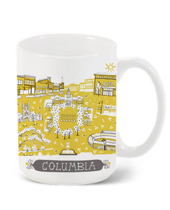 Columbia MO Mug-City Mug-MU Tigers-Graduation Gift