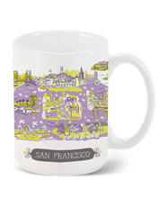 San Francisco Mug- Custom City Mug