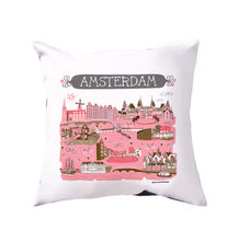 Amsterdam Pillow Cover-16 x 16