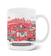 Minneapolis Mug-Custom City Mug