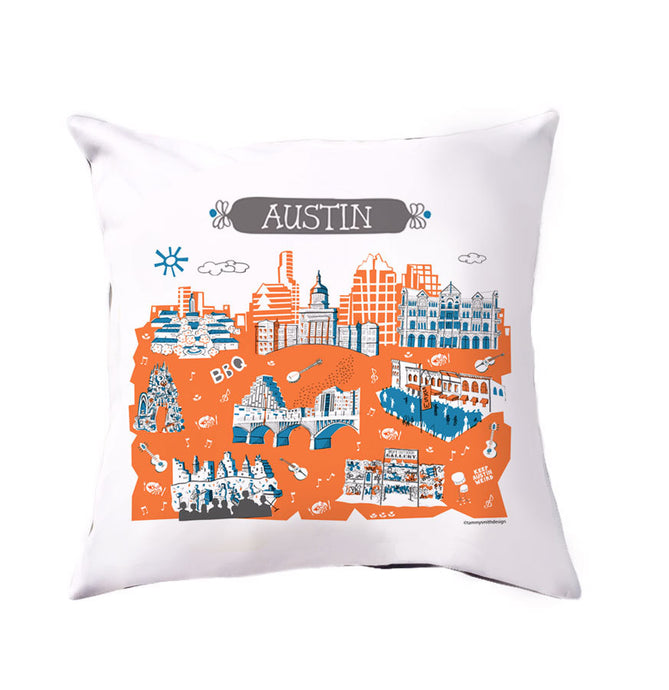 Austin Pillow Cover-16 x 16