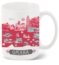 Omaha Mug-Custom City Mug