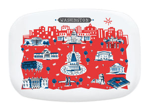 Washington DC Platter-Custom City Platter