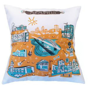 Memphis Pillow Cover-16x16