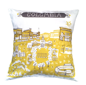 Columbia MO Pillow Cover-16 x 16