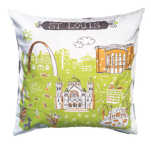 STL Pillow Cover-16x16