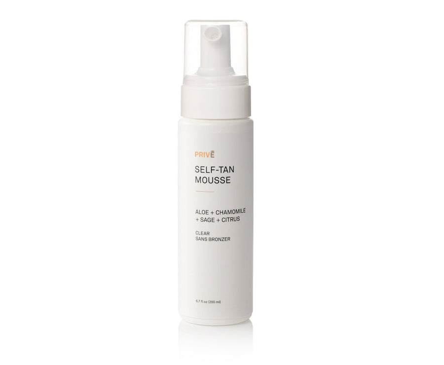 CLEAR SELF-TAN MOUSSE