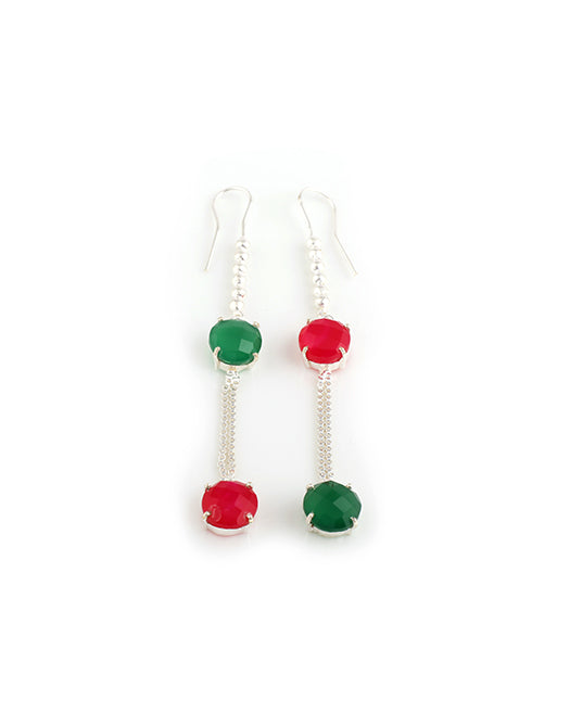 Yes & No Earrings - Mokshali