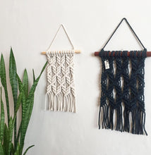 Criss cross Wall hanging - Neutral