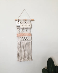 Macra-weave Wall hanging medium