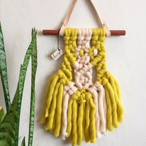Moss Wall hanging