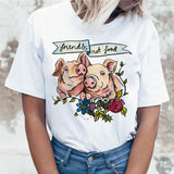 2020 vegan  t shirt