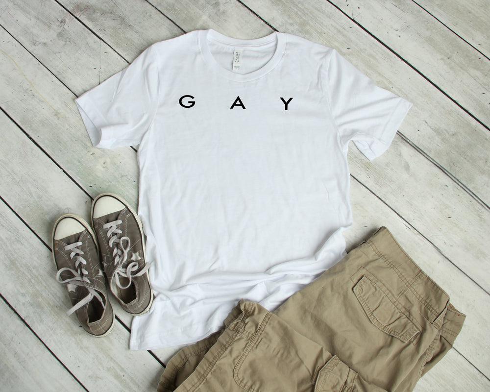 Load image into Gallery viewer, GAY Soft Tee