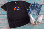 True Rainbow Soft Tee