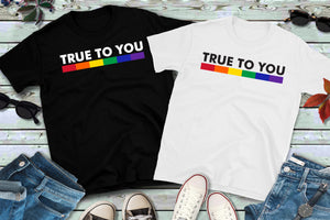 True to You Soft Tee
