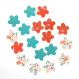 lot-18-stickers-papier-japonais-sakura-turquoise-rouge-orange-A1-1
