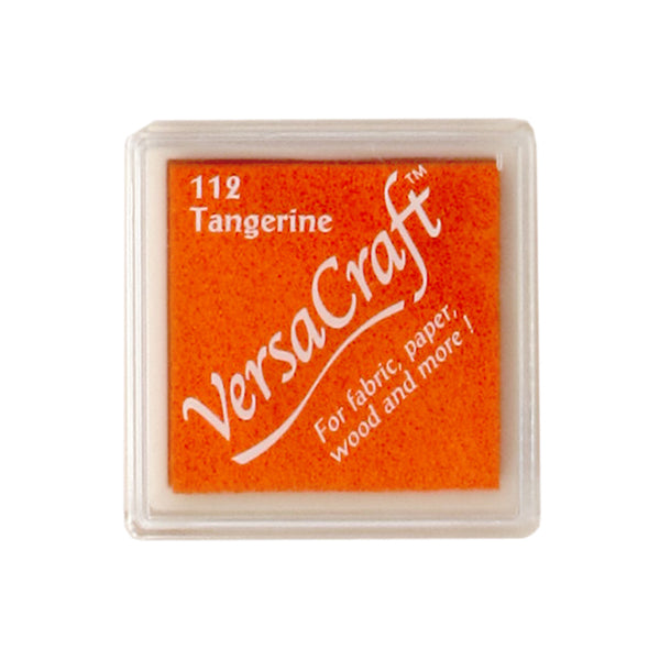 Encreur orange Versacraft Tangerine 112