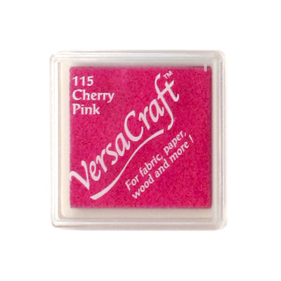 Encreur rose Versacraft Cherry Pink 115