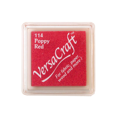 Encreur rouge Versacraft Poppy Red 114