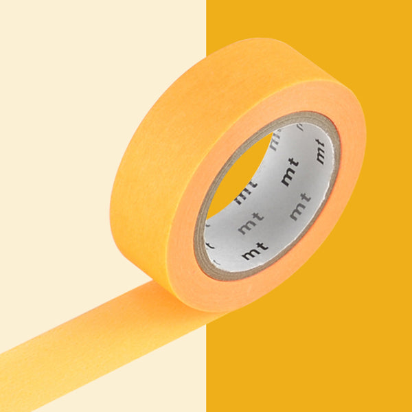 Masking Tape Orange Fluo