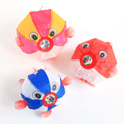Lot de 3 lampions en papier - Poissons