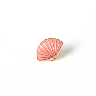 Pin's - Coquillage - Rose