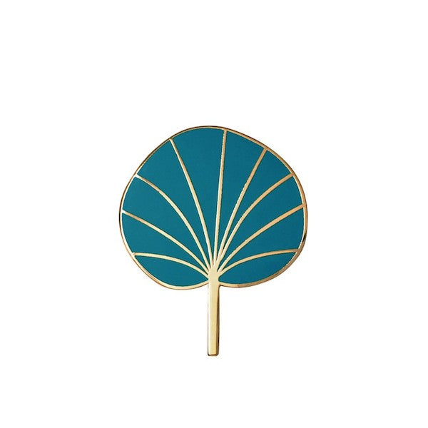 Pin's Pilea Paon Mini Labo