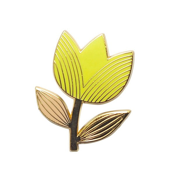 Pin's Tulipe Graphique Lemon Mini Labo