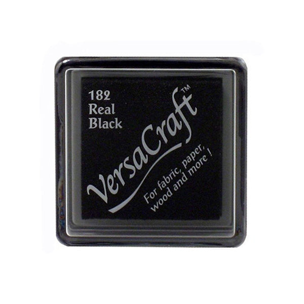 Encreur Noir Versacraft - Real Black - 182