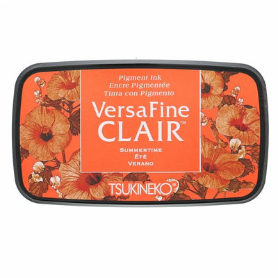 Encreur orange Versafine Clair Été
