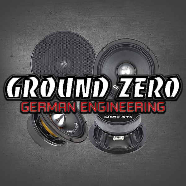 Ground Zero Speakers