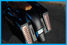Load image into Gallery viewer, DIRTYBIRD CONCEPTS - TAIL LIGHTS - Harley – Jaded Oval Integrated LED Tail Lights