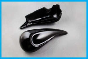 DIRTYBIRD CONCEPTS - Harley Cutting Edge Gas Tank Kit Street Glide Road Glide 2008 To 2018
