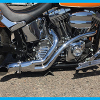 DIRTYBIRD CONCEPTS - EXHAUST - Harley – BMF Performance Exhaust 2000 To 2018 -SOFTAIL