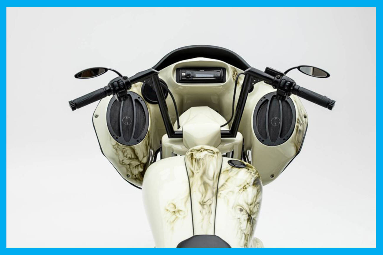 DIRTYBIRD CONCEPTS - HANDLEBARS - Harley – Down & Dirty 14