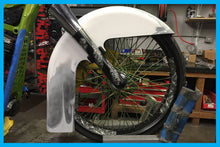 Load image into Gallery viewer, DIRTYBIRD CONCEPTS - FRONT FENDER- Harley Softail Front Fender El Chingon 21″, 26″