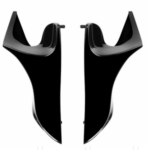 HOGWORKZ - SIDE COVERS- '09-'13 Harley Touring Stretched Side Covers