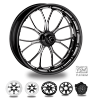 PERFORMANCE MACHINE - FORGED WHEELS