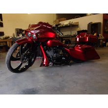 Load image into Gallery viewer, Voodoo Bikeworks - Street Glide Dual Headlight Outer Fairing