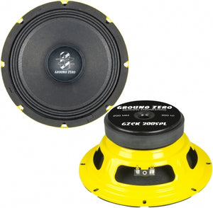 "Ground Zero GZCK 200XSPL 8"" Midwoofer"