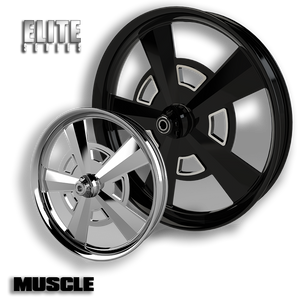 SMT MACHINING - ELITE SERIES  - MUSCLE