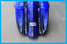 Load image into Gallery viewer, DIRTYBIRD CONCEPTS - REAR END SET - Harley Davidson Saddlebags – The Street Sweeper Ass End 8″ 2014 To 2018