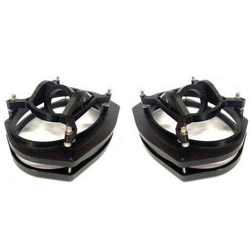 American Hardbag Pro Audio Lid Kit, 5x7 to 6x9 Adapter, that accepts Hertz ST25 Compression Horns