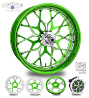 PERFORMANCE MACHINE - WHEELS- CONTOUR COLLECTION - GALAXY