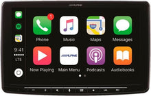 "Load image into Gallery viewer, Alpine - Radio - The iLX-F309 - 9"" Alpine Halo9 Mech-less Audio/Video Receiver"